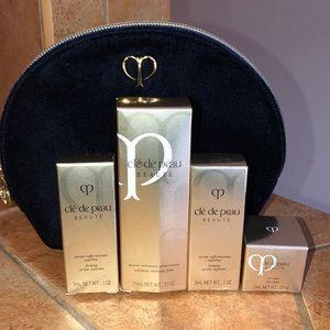 Other - Cle de peau Gift set with velvet bag